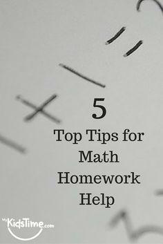 homework help with math