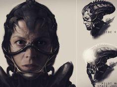 Neill Blomkamp's SecretAlien Movie Looks So Good We're Furious