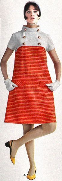 mid 1960's repinned by www.lecastingparisien.com