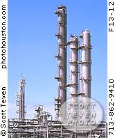 texas oil refinery picture
