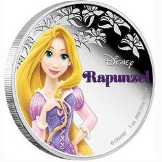 Disney Princess – Rapunzel 2016 1oz Silver Proof Coin