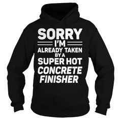 CONCRETE FINISHER T-Shirts, Hoodies. ADD TO CART ==►…
