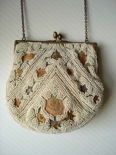 c921b1fc6c5c Trendy Women's Purses : vintage beaded purse – I have one almost exactly  like this in
