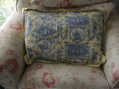 Blue And White Bedding, Throw Pillows, Toss Pillows, Decorative Pillows, Decor Pillows, Scatter Cushions