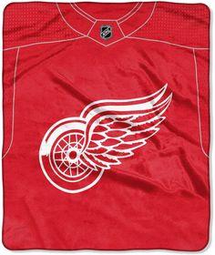 47 Brand Adjustable Cap Fanartikel DEFROST Detroit Red Wings rot