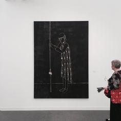Enrico David — at Frieze London London Art Fair, Frieze London, David, Painting, Painting Art, Paintings, Painted Canvas, Drawings