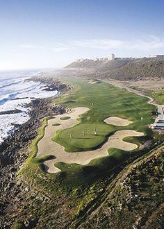 Bajamar Golf Club Ensenada, Mexico