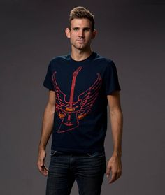 U2 Signature Series 30 T-Shirt in our Rock Shop.