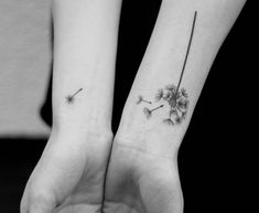 baby tattoos for moms 509891989052391989 - Tatouage pissenlit – un tattoo dans le vent Source by archzinefr Daughters Name Tattoo, Father Daughter Tattoos, Father Tattoos, Name Tattoos, Boy Tattoos, Couple Tattoos, Tattoos For Guys, Tatoos, Leaf Tattoos