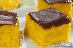Receita de Bolo de cenoura diet em receitas de bolos, veja essa e outras receitas aqui!