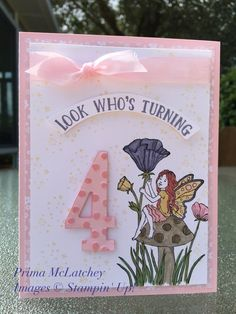 Stampin' Up! Fairy Celebration, Number of Years