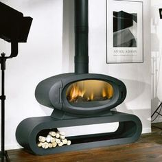 The 12kw DAX stove by Godin.