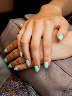 gel-nails; dangers to think about if you wear them constantly like I do.