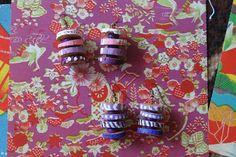 Un'idea a tutto riciclo! Vediamo insieme come creare degli orecchini in sughero e perline colorate!