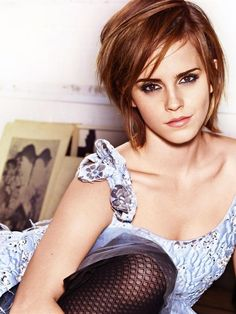 Emma Watson love her and love her hair