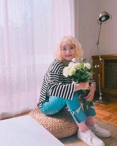 Image result for bolbbalgan4 jiyoung instagram
