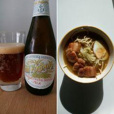 Ramen cerveza artesana y sol #OhSí