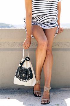 Chanel Bucket HandBag