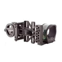 Factory DEMO Trijicon Right AccuPin Bow Sight Green with AccuDial Mount RH- Black