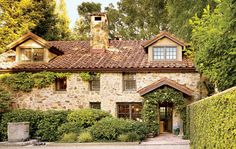 Nirvana in Napa - The Enchanted Home