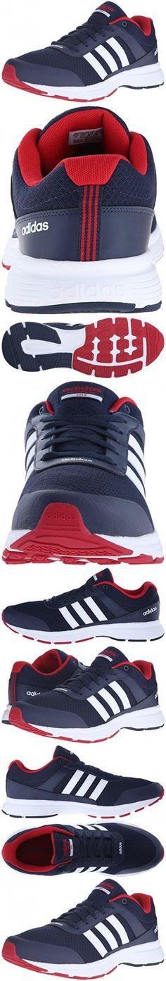 Adidas NEO Men's Cloudfoam VS City Shoes,Collegiate Navy/White,10.5 M US