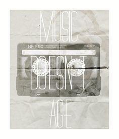 Music Doesn't Age (by Robert Nordgren, via Flickr)