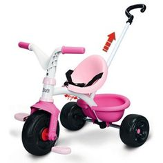 Smoby triciclo sport chica en http://www.tuverano.com/triciclos-infantiles/122-smoby-triciclo-sport-nina.html