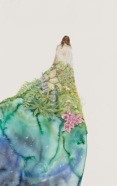 The Secret not worth Knowing (96x61cm), Carmel Seymour #Art