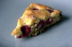 raspberry buttermilk cake by smitten, via Flickr