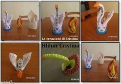 Le creazioni di Cristina: Origami 3d