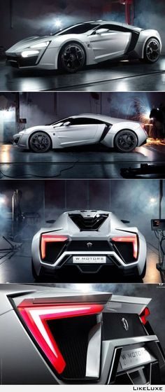 Lykan Hypersport ultra-exclusive arab supercar - LikeLuxe