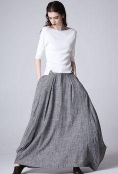 Bohemian Skirt-Maxi Skirt-Boho Chic-Long Skirt-Boho Skirt-High Waisted Maxi Skirt-Gypsy Skirt-Hippie Skirt-Maxi Skirts Long-Maxi-Skirts-1187