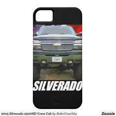 2005 Silverado 2500HD Crew Cab iPhone SE/5/5s Case