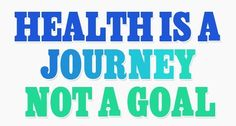 HEALTH IS A JOURNEY