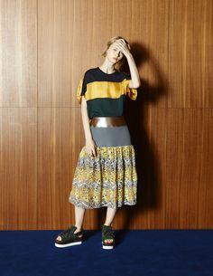 Kolor Spring 2016 Ready-to-Wear Collection Photos - Vogue