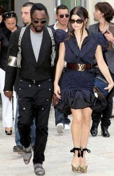 Will.I.Am & Fergie = fashion flawless