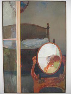 cremonini Love Painting, Painting & Drawing, Window Reflection, Unusual Art, Illustration Art, Illustrations, Art Boards, Still Life, Interior Painting