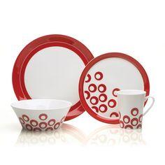 32 Piece Dinnerware Set by Mikasa