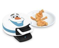 Esta gofrera de Olaf.