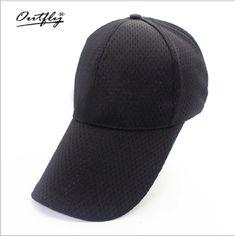 Baseball cap cap breathable sunscreen sports hat outdoor fishing hat plus long eaves mesh fishing cap