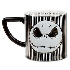 Jack Skellington Mug | The Nightmare before Christmas | Disney Mugs | Taza de Jack | El Extraño mundo de Jack | Tazas Disney | @dgiiirls