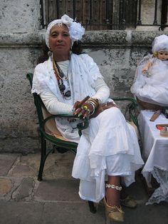 Santeria, parte de nuestra cultura.