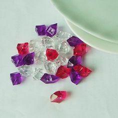 kristallen stenen - verpakking van 168 stuks (meer kleuren) - EUR € 5.77
