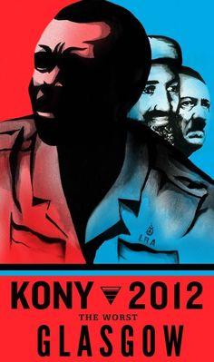 Arrest Joseph Kony in 2012