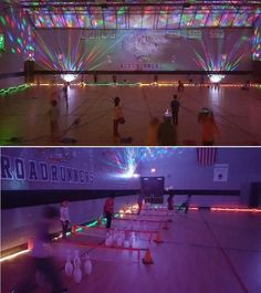 PE Teacher Drew Beckner shares this creative cosmic bowling activity that allows students to work on balance, coordination, and more. - Tap the pin if you love super heroes too! Cause guess what? you will LOVE these super hero fitness shirts! Elementary Physical Education, Physical Education Activities, Elementary Pe, Health And Physical Education, Leadership Activities, Youth Activities, Health Activities, Motor Activities, Student Council Activities