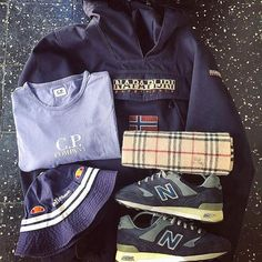 Football Casual Clothing, Football Casuals, Football Fashion, Casual Wear, Casual Outfits, Men Casual, Skinhead Fashion, Fashion Men, Outfit Grid