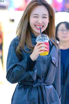 Photo album containing 18 pictures of Nayeon South Korean Girls, Korean Girl Groups, Kpop Fashion, Girl Fashion, Sana Momo, Nayeon Twice, Im Nayeon, Hirai Momo, Dahyun