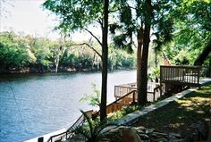 Suwannee River Vacation Rental - VRBO 134667 - 2 BR Florida North Central House in FL, Suwannee River Vacation Rental'Do-Less' River House on Water