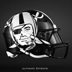 Designer Creates Awesome Concept Helmets For All 32 NFL Teams (PICS) Futbol  Americano Nfl a6147666c