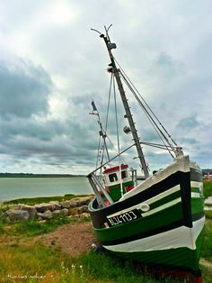 Baie de Somme, bateau chaviré, Crotoy